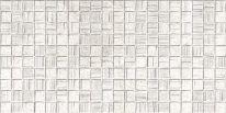 Плитка облицовочная Мегаполис 250х500 светло-серая мозаика