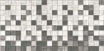 Плитка облицовочная Мегаполис 250х500 серая мозаика