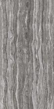 Плитка облицовочная Сити 300х600 темно-серая рельеф
