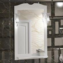 Зеркало Opadiris Клио 65 Белый