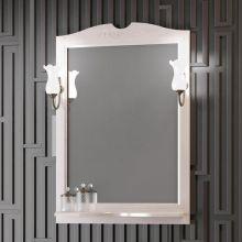 Зеркало Opadiris Тибет 70 Беленый Бук