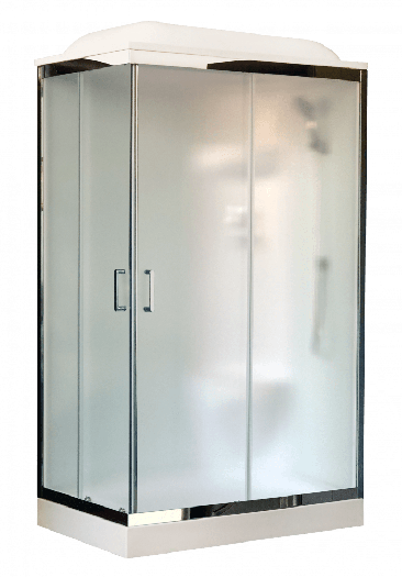 Душевая кабина Royal Bath 8120HP4-WC-СН
