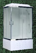 Душевая кабина Royal Bath 8120BP4-WC-СН