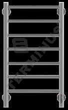 Полотенцесушитель электрический Terminus Аврора П7 40 x 75 см
