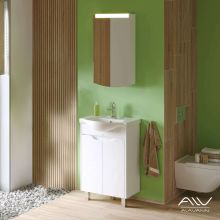 Комплект мебели Alavann Crystal 55