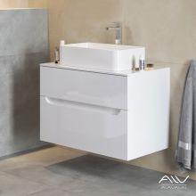 Комплект мебели Alavann Stella 80 белый