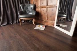 Виниловый пол Aquafloor Realwood Glue AF6043
