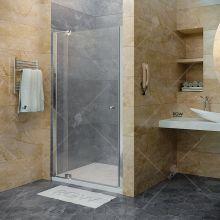 Душевая дверь RGW Hotel HO-06 800 прозрачное