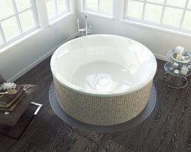 Акриловая ванна ALPEN Oblo 165