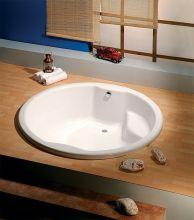 Акриловая ванна ALPEN Royal Round 172