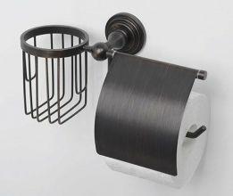 Держатель для туалетной бумаги и освежителя WasserKRAFT Isar K-7359