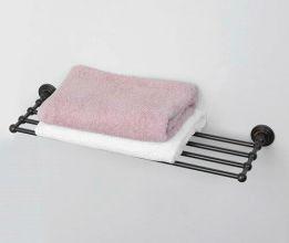 Полка для полотенец WasserKraft Isar K-7311