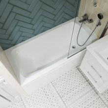 Акриловая ванна 1ACReal London 160x70