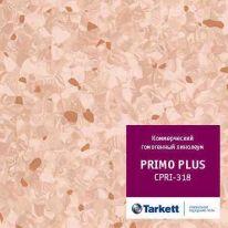 Линолеум коммерческий гомогенный Tarkett Primo Plus 318