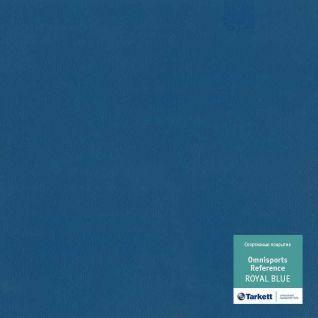 Линолеум Tarkett Omnisports Reference 6,5 mm Royal Blue