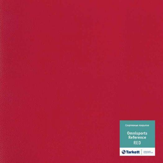 Линолеум Tarkett Omnisports Reference 6,5 mm Red