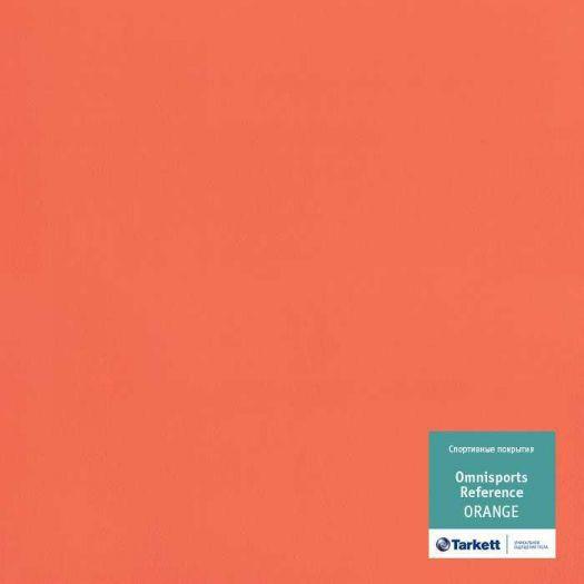 Линолеум Tarkett Omnisports Reference 6,5 mm Orange