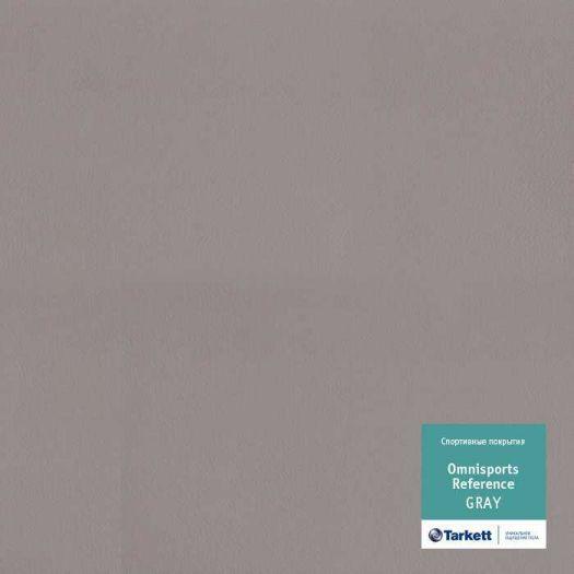 Линолеум Tarkett Omnisports Reference 6,5 mm Grey