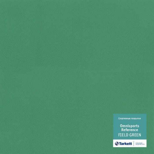 Линолеум Tarkett Omnisports Reference 6,5 mm Field Green