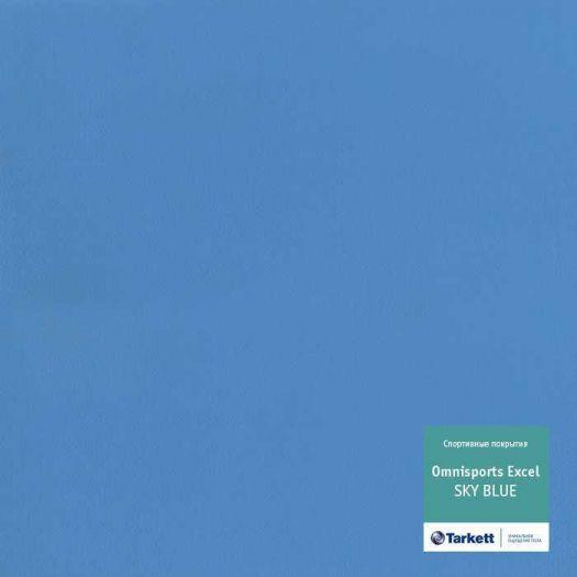 Линолеум Tarkett Omnisports Excel 8,3 mm Sky Blue