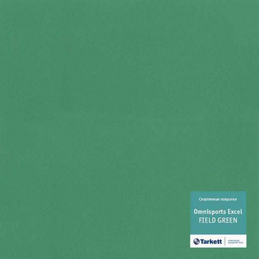 Линолеум Tarkett Omnisports Excel 8,3 mm Field Green