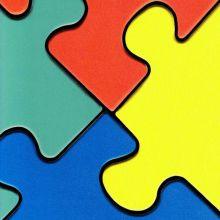 Линолеум IVC Bingo Puzzle Color 50