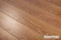 Ламинат FloorWay Standart 5200 Дуб брашированный