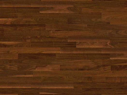 Паркетная доска Boen Орех Американский Анданте Лак Протект-Ультра трехполосная NUGV3PTD