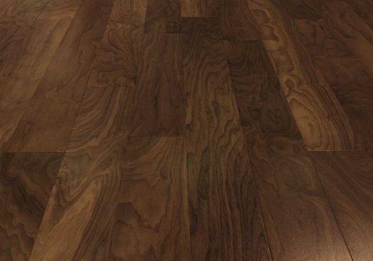 Паркетная доска Galathea Exotic Collection Американский Орех Select GL2A17