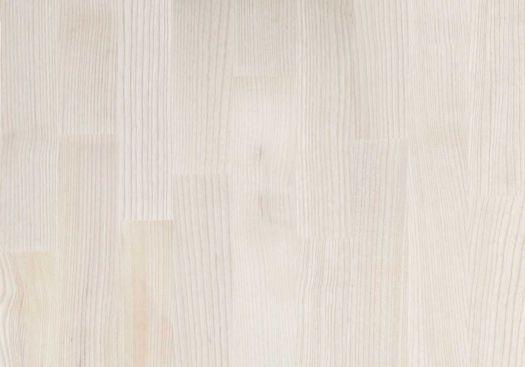 Паркетная доска Grabo Jive Ясень тренд белый лак GRJ312