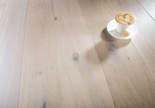 Паркетная доска Stilissimo Дуб натур Cappuccino Brushed S100DCBR