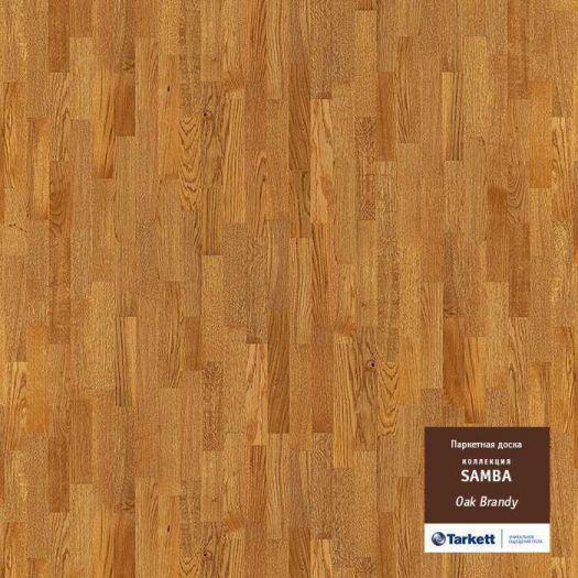 Паркетная доска TARKETT SAMBA Дуб бренди