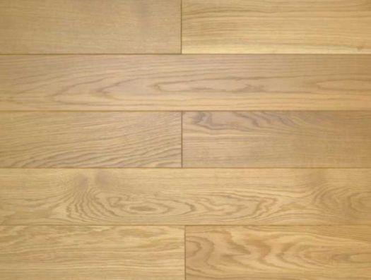 Массивная доска Amber wood Дуб Attic натур браш 125