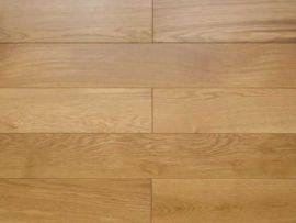 Массивная доска Amber wood Дуб Attic натур лак 125
