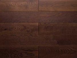 Массивная доска Amber wood Дуб Brandy 125