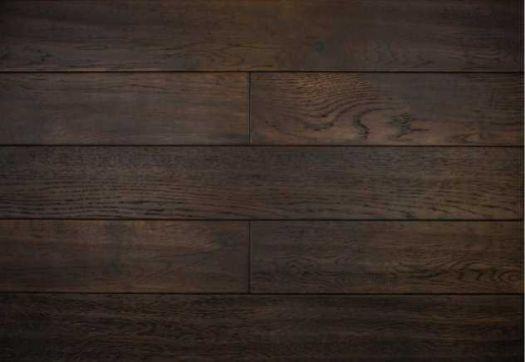 Массивная доска Amber wood Дуб Java состаренный 125