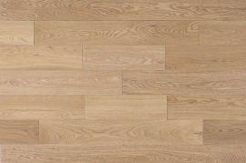 Массивная доска Amber wood Дуб Карамель 120