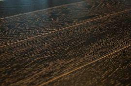 Массивная доска Amber wood Дуб Мокко 120