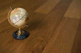 Массивная доска Amber wood Дуб Натур 120