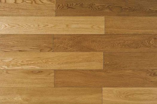 Массивная доска Amber wood Дуб Натур(Браш) 120