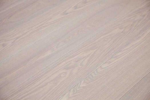 Массивная доска Amber wood Ясень Белый 120