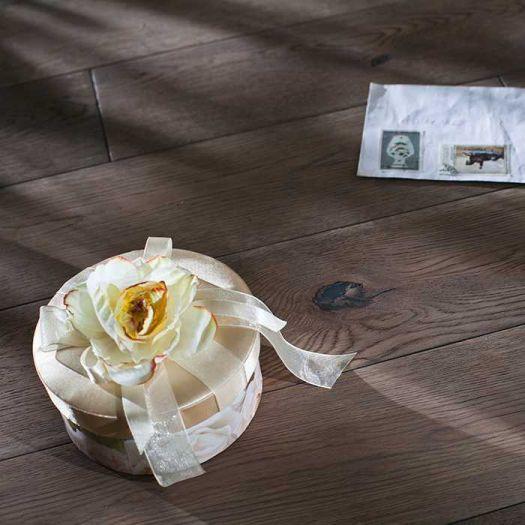 Массивная доска Parketoff Традиционная Дуб Эвора