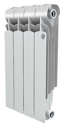 Радиатор алюминиевый Royal Thermo Indigo 500/4
