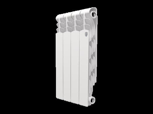 Радиатор алюминиевый Royal Thermo Revolution 500/4
