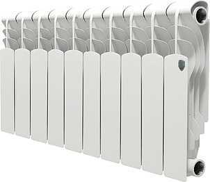 Радиатор биметаллический Royal Thermo Revolution Bimetall 350/10