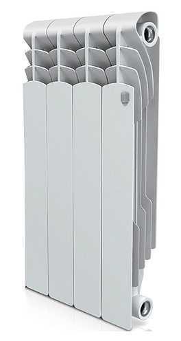 Радиатор биметаллический Royal Thermo Revolution Bimetall 500/4