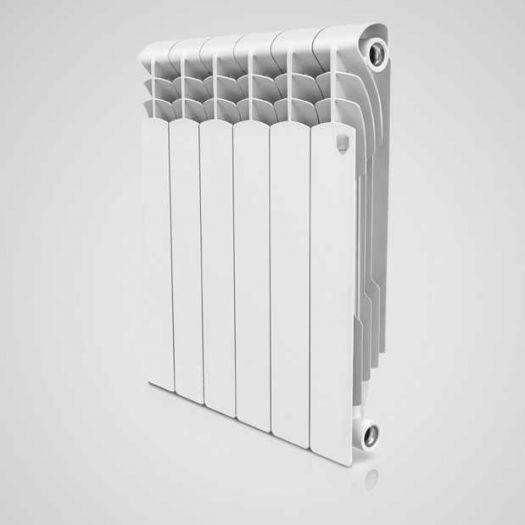 Радиатор биметаллический Royal Thermo Revolution Bimetall 500/6