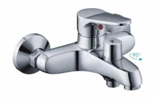 Смеситель для ванны и душа GAPPO Vantto G3236