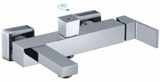 Смеситель для ванны и душа GAPPO Roiey G3239