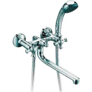 Смеситель для ванны и душа GAPPO Pollmn G2242-2